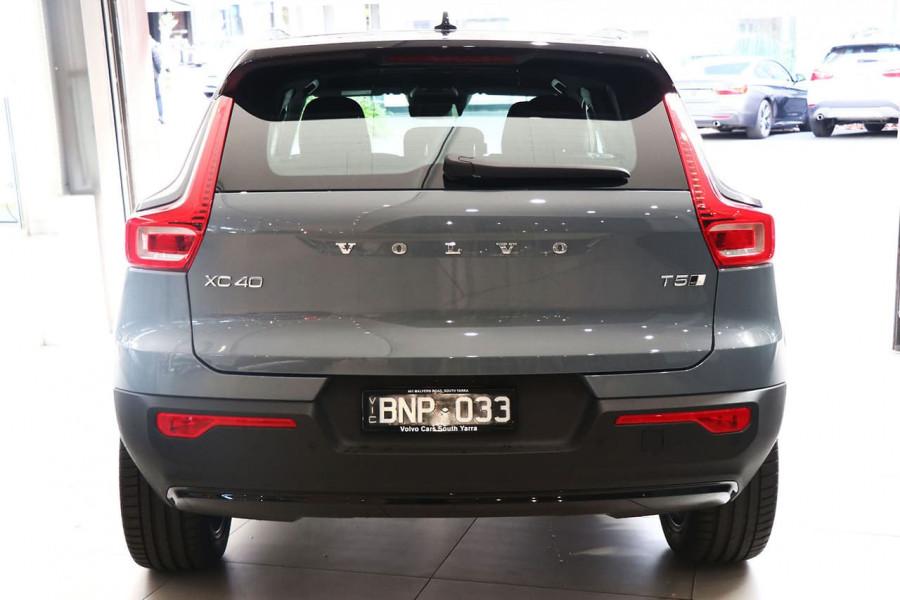 2021 Volvo XC40 XZ T5 R-Design Suv Image 4