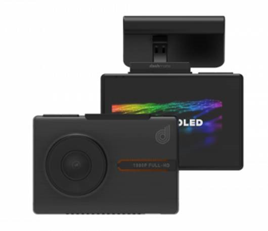 Screen type dash camera