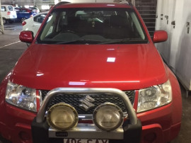 Suzuki Grand Vitara JB MY09
