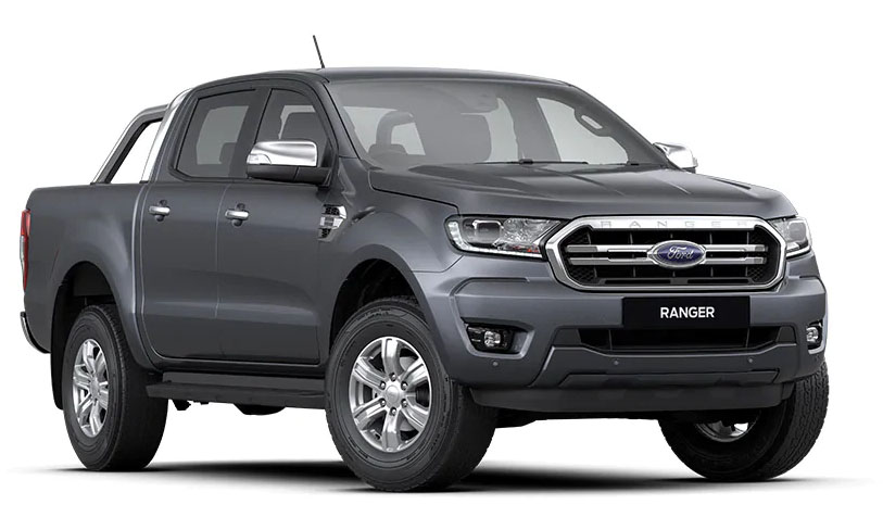 2020 MY20.25 Ford Ranger PX MkIII 4x2 XLT Double Cab Pick-up Hi-Rider Utility