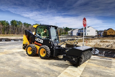 New JCB 215 Skid Steer Loader