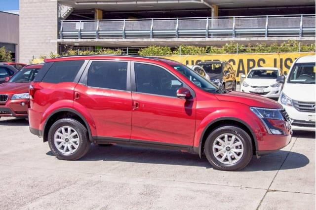 2021 MY19 Mahindra XUV500 MY19 W6 Suv Image 5