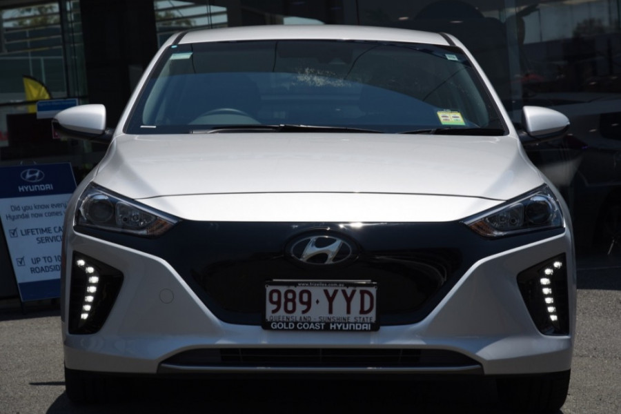 2018 MY19 Hyundai IONIQ AE.2 Electric Elite Hatchback
