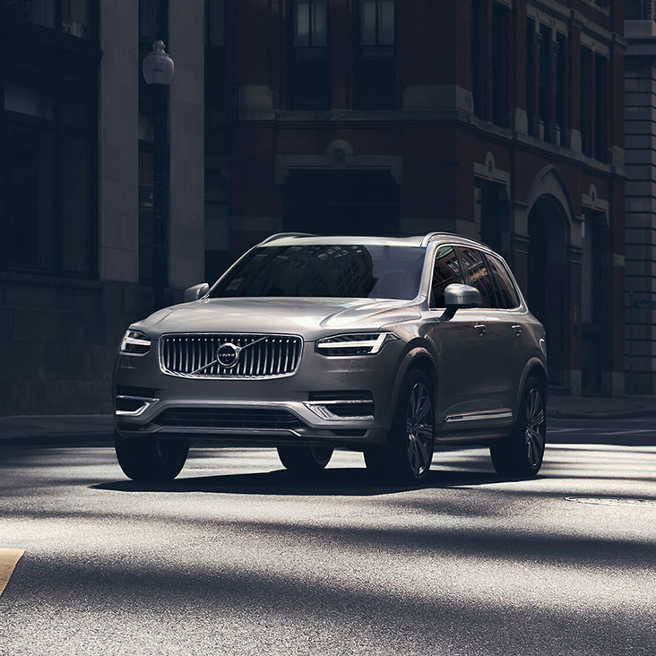 XC90 Enjoy power, responsibly