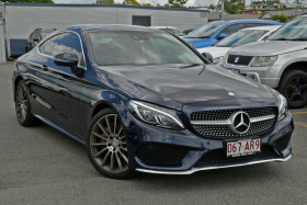 Mercedes-Benz C-Class C200 7G-Tronic + C205