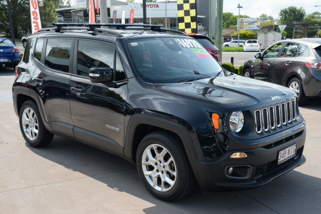 2015 Jeep Renegade BU Longitude Hatchback Image 5