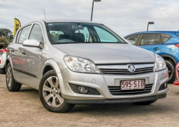 Holden Astra 60th Anniversary AH MY08.5