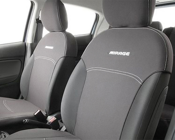 Neoprene seat covers - front