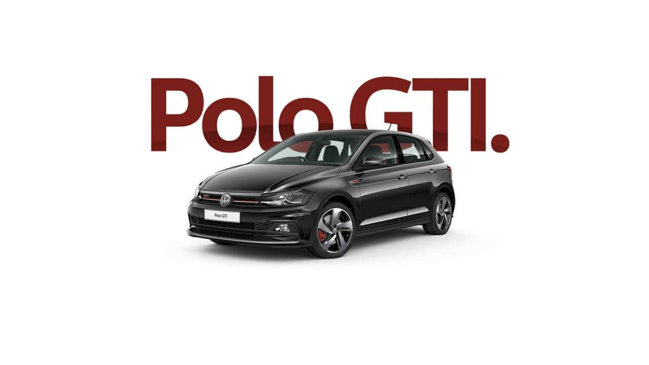 Polo GTI Even more Polo.