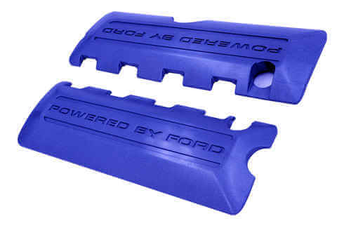 Coil Covers - GT Blue - FLA