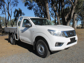 Nissan Navara RX 4x4 Single Cab Chassis D23 Series 4