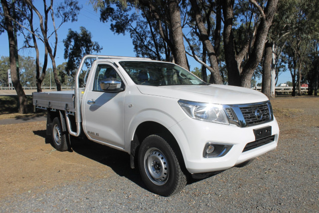 2019 Nissan Navara D23 Series 4 RX 4x4 Single Cab Chassis Cab chassis