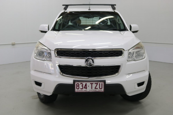 2014 Holden Colorado RG MY14 LX Utility Image 2