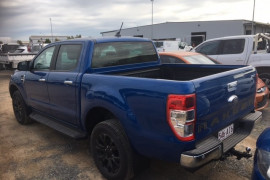 2020 Ford Ranger PX MKIII 2020.75MY XLT Utility
