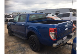 2020 Ford Ranger PX MKIII 2020.75MY XLT Utility Image 3