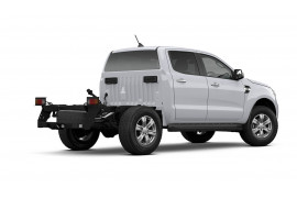 2021 MY21.25 Ford Ranger PX MkIII XLT Double Cab Chassis Cab chassis Image 4