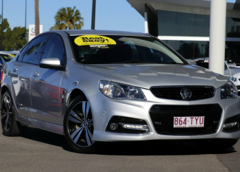Holden Commodore SS Storm VF MY14