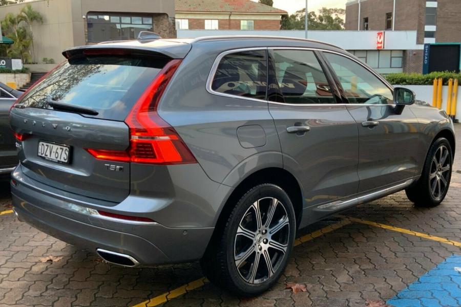 2018 MY19 Volvo XC60 UZ T5 Inscription (AWD) Suv Mobile Image 4