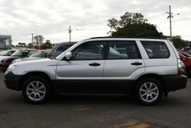 2006 Subaru Forester 79V MY06 X AWD Wagon