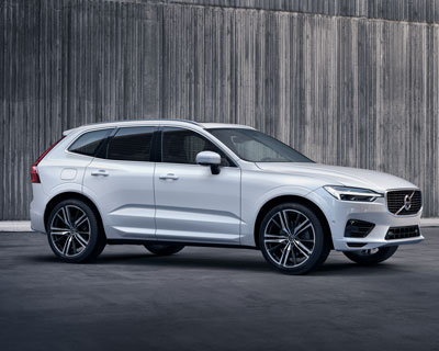All New XC60 R-Design