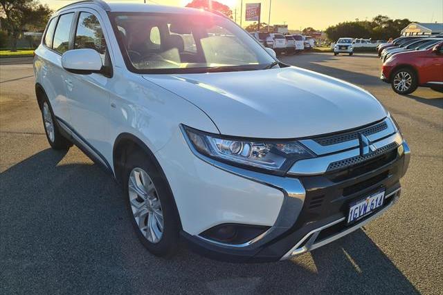 2019 MY20 Mitsubishi Outlander ZL ES Suv Image 3