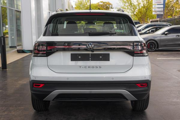 2021 Volkswagen T-Cross 85TSI Life 1.0L T/P 7Spd DSG Wagon Image 5