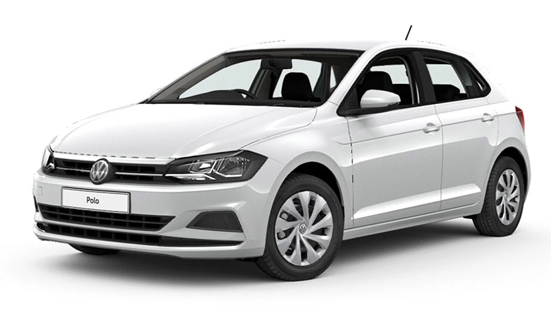 2020 Volkswagen Polo AW Trendline Hatchback