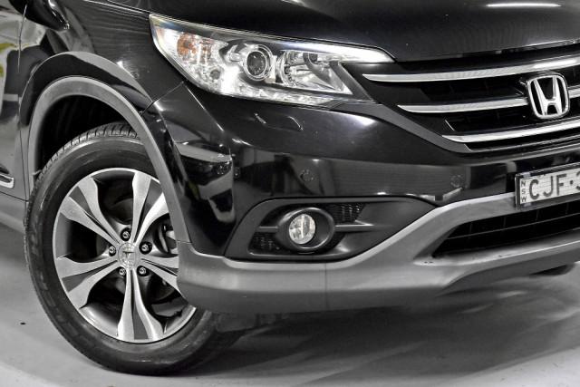 2012 Honda CR-V RM VTi-L Suv Image 5