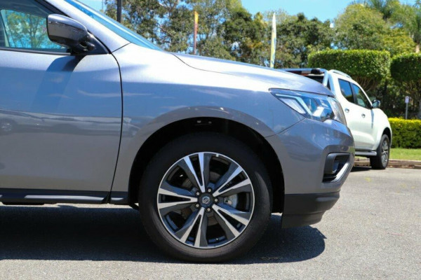 2020 Nissan Pathfinder R52 Series III MY19 Ti Suv Image 5
