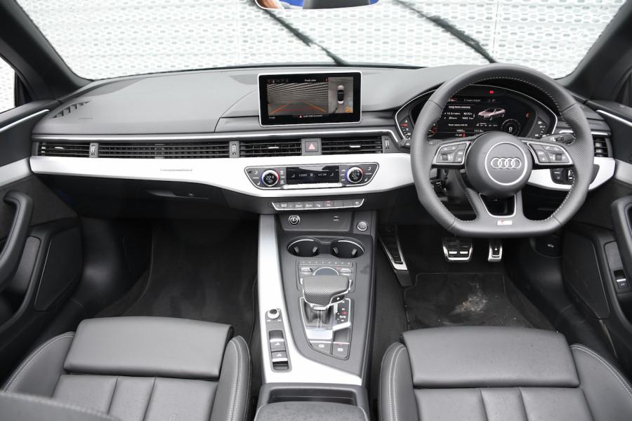 2019 Audi A5 F5 MY19 45 TFSI Cabriolet Image 8