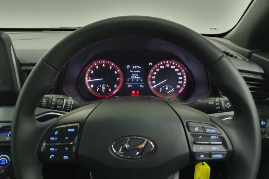 2019 MY20 Hyundai Veloster JS Veloster Coupe Image 14