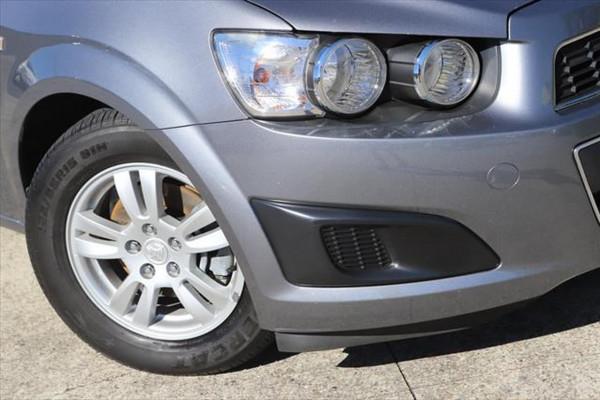 2013 Holden Barina TM MY13 CD Hatchback