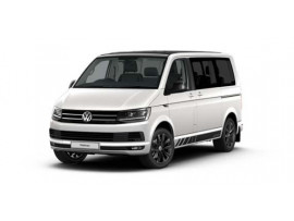 Volkswagen Multivan Black Edition T6