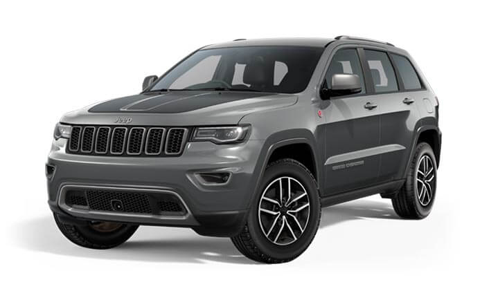 2019 Jeep Grand Cherokee WK Trailhawk Suv