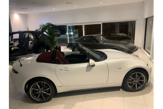 Mazda MX-5 Roadster GT ND