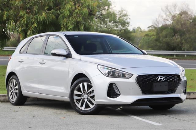 2019 Hyundai I30 PD2 MY19 Active Hatchback Image 1