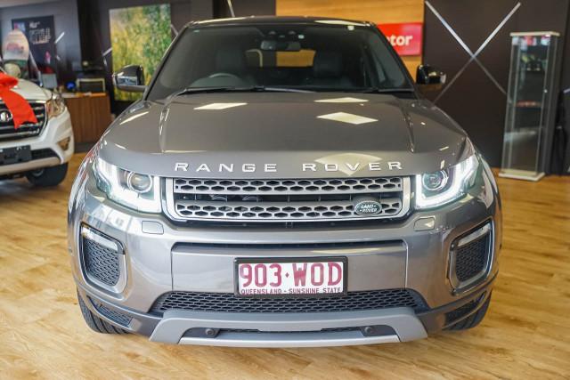 2016 Land Rover Range Rover Evoque L538 MY16.5 TD4 150 Pure Suv Image 2