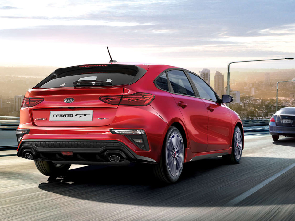 Cerato Hatch Restart The Magic With Every Drive
