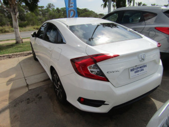 2018 Honda Civic 10TH GEN MY18 VTI-S Sedan Image 5