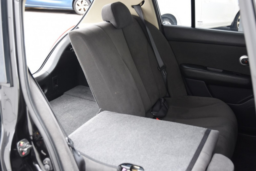 2007 Nissan Tiida C11 MY07 ST-L Hatch Image 18