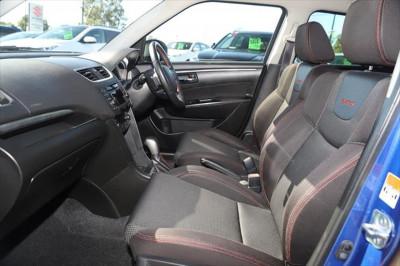 2012 Suzuki Swift FZ Sport Hatchback Image 3