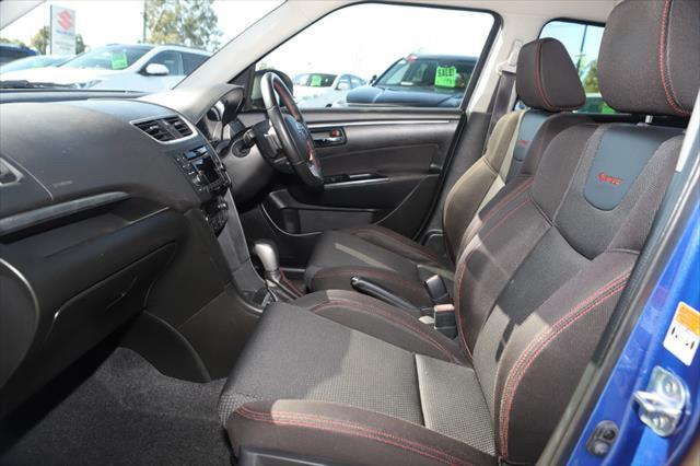 2012 Suzuki Swift FZ Sport Hatchback Image 9