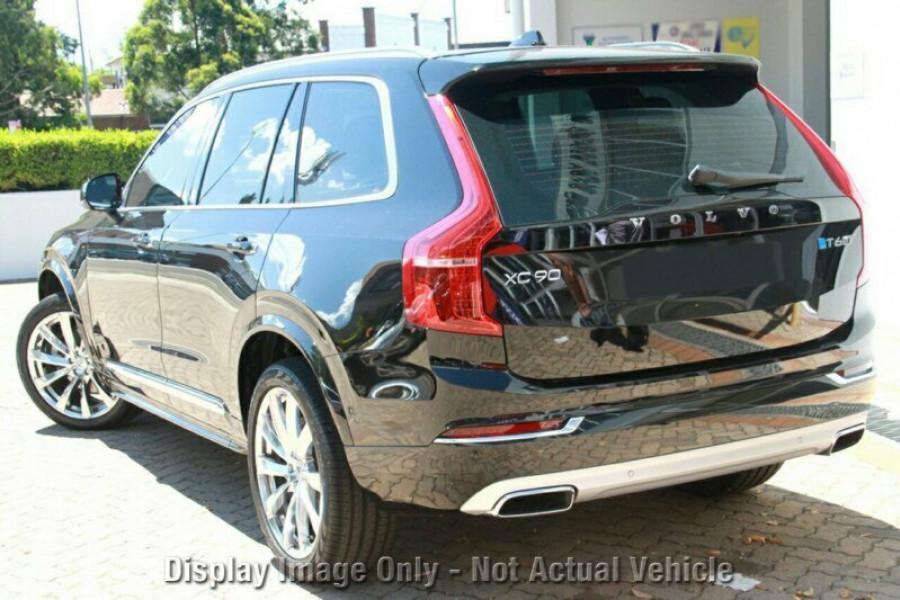 2017 MY18 Volvo XC90 L Series T6 Geartronic AWD Inscription Wagon