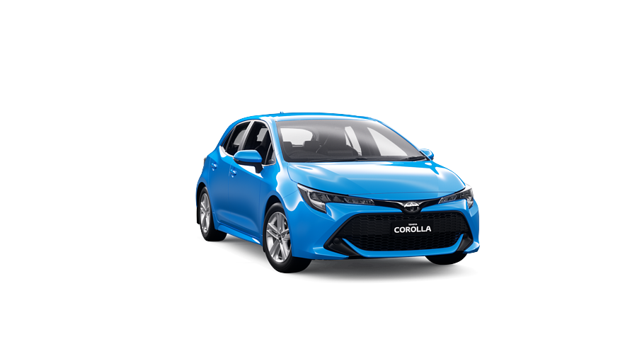 Corolla Hatch Ascent Sport <span>Petrol | Auto CVT</span>
