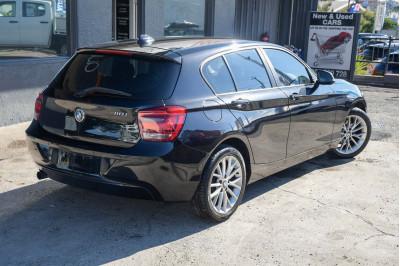 2013 BMW 1 Series F20 118i Hatchback Image 5
