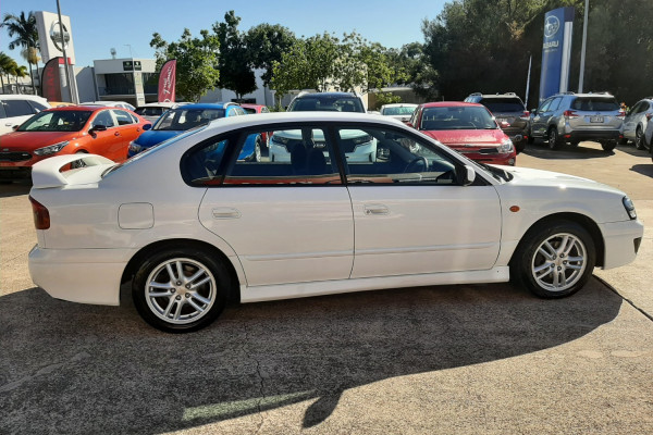 2003 Subaru Liberty S  RX Sedan