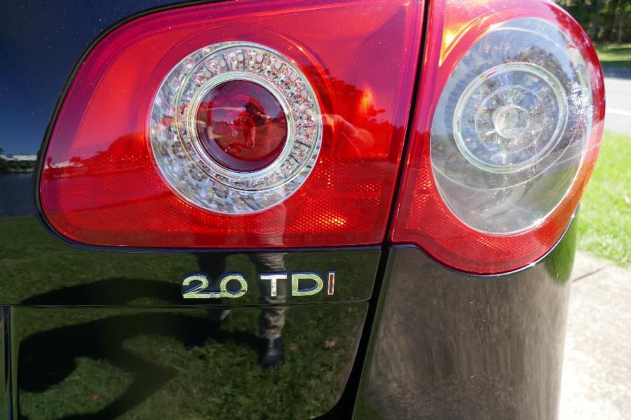 2010 MY10.5 Volkswagen Passat Ty MY10.5 Wagon