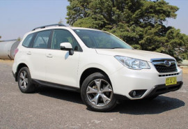 Subaru Forester 2.5i - Luxury S4  2.5i