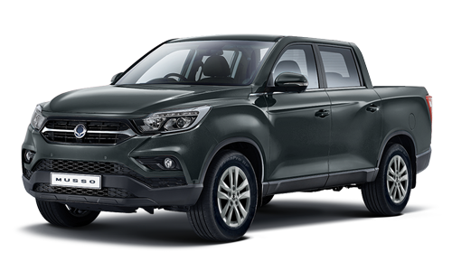 2020 MY20.5 SsangYong Musso Q200 ELX Ute