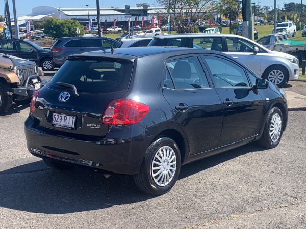 2009 MY10 Toyota Corolla ZRE152R  Ascent Hatchback Image 5